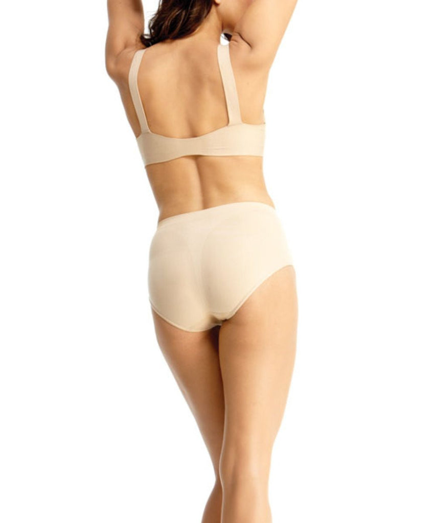 Control Brief Body Shaper - MeMoi - 2