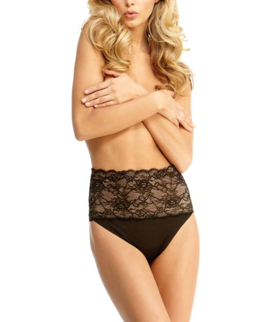 Lace Brief Shaper - MeMoi - 1