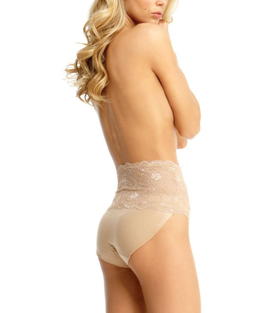 Lace Brief Shaper - MeMoi - 4