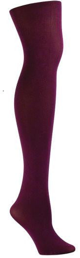 Glossy Opaque Tights - MeMoi - 3