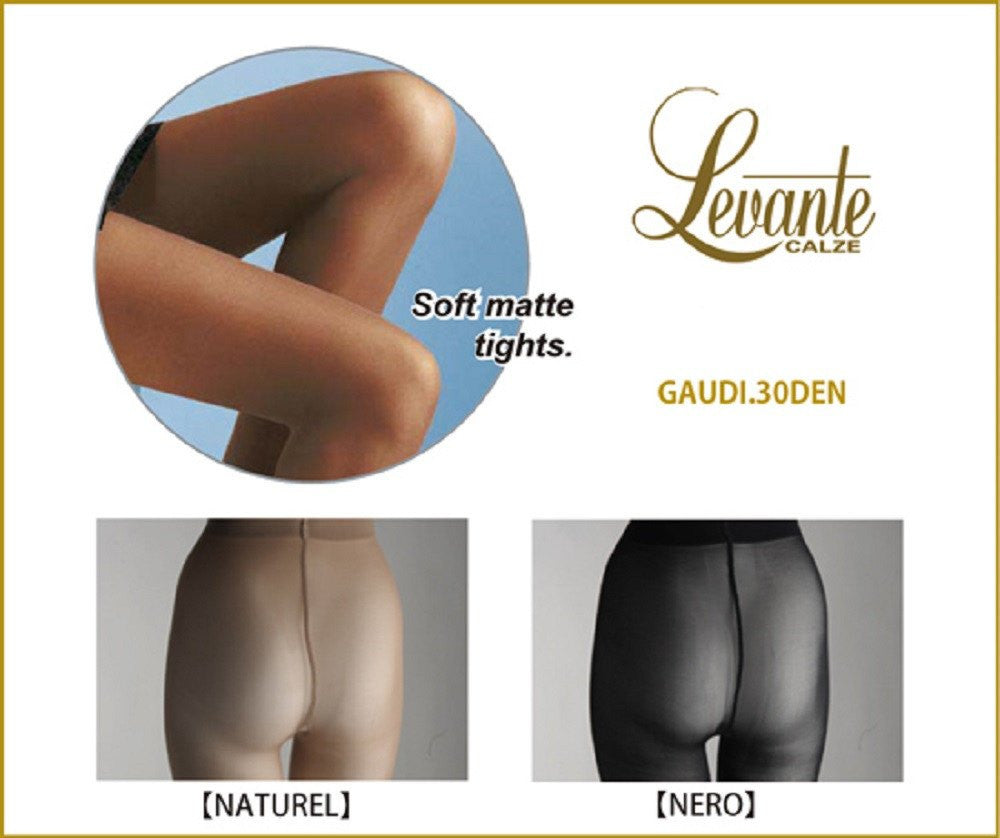 Gaudi 30D  Light Opaque Tights