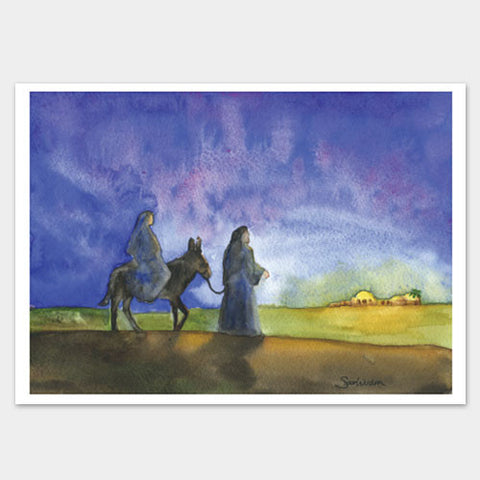 Bethlehem Christmas Cards Set of 10