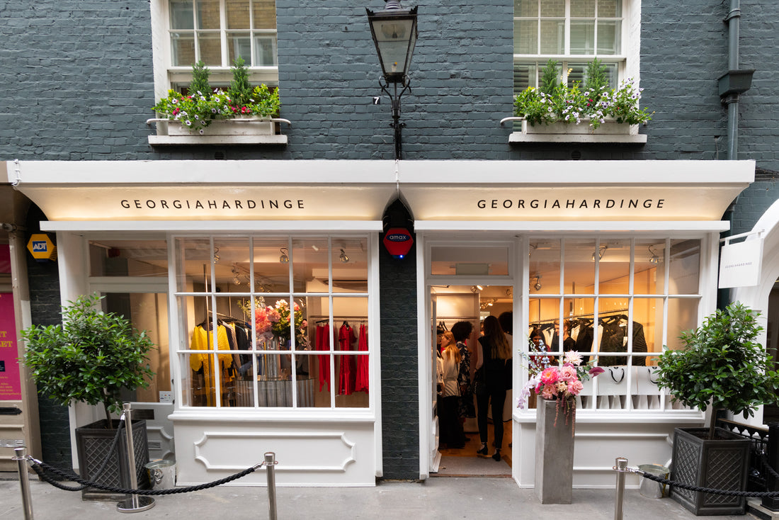Georgia Hardinge Launches Flagship Store in London