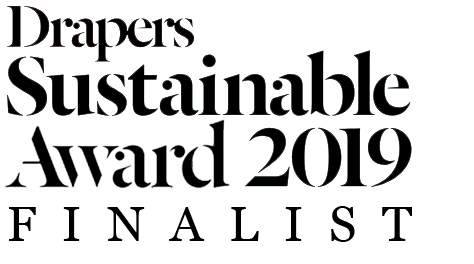 Georgia Hardinge announced as a Finalist for the Drapers Award for Sustainability 2019
