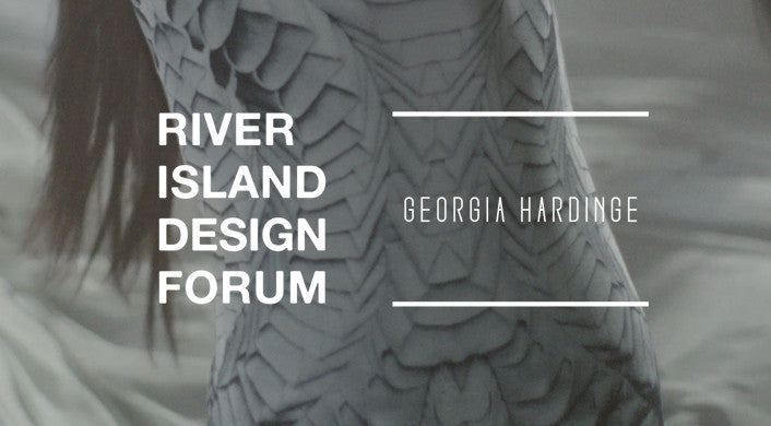 River Island Design Forum | Georgia Hardinge
