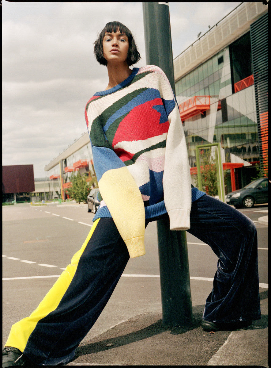 Jungle Magazine feature AW17 Strobe Trouser