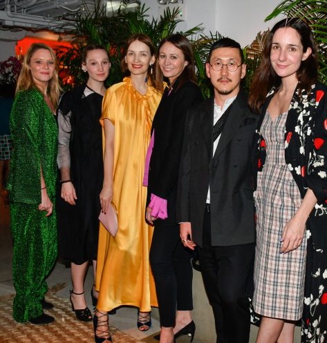 Georgia Hardinge Visits Hong Kong with British Fashion Council