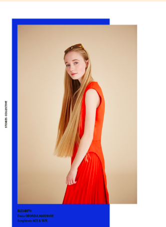 SS16 Hera Dress featured in Stories Collective