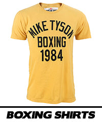 MMA Gift Guide: Boxing Shirts