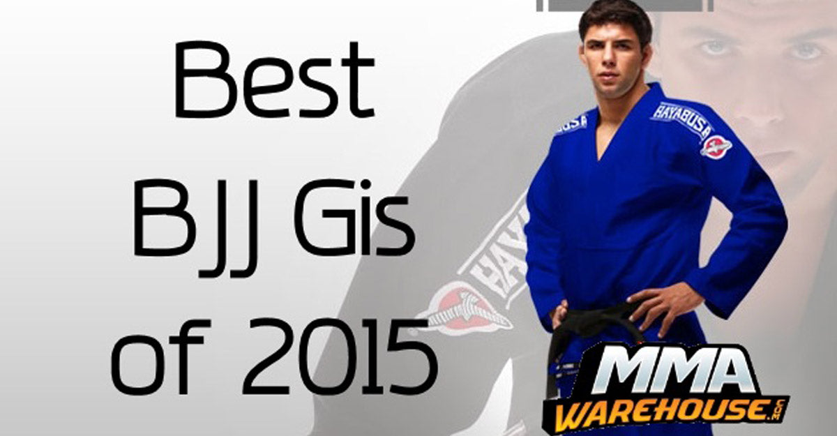 Best BJJ Gis of 2015