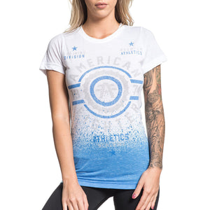 American Fighter Womens Fair Grove Shirt Image