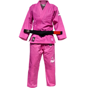 Fuji All Around Pink Womens BJJ Gi (Ronda Rousey Inspired) Image