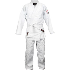 Fuji Single Weave Judo Gi Image