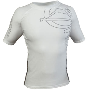 Fuji Inverted Short Sleeve Rashguard Image