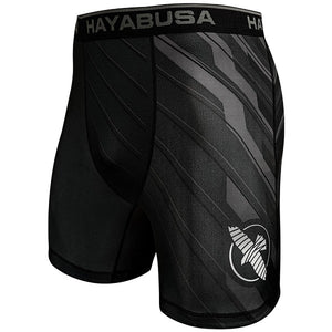 Hayabusa Metaru Charged Compression Shorts Image