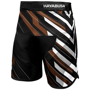Hayabusa Metaru Charged Jiu Jitsu Shorts Image