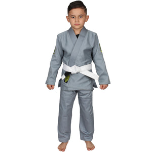 Hypnotik Vortex Youth BJJ Gi With Belt Image