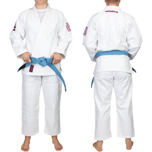 Hypnotik Vortex Womens BJJ Gi With Belt Image