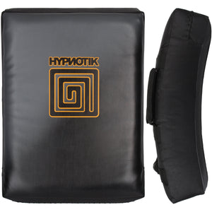 Hypnotik ProMAX Curved Kick Shield Image