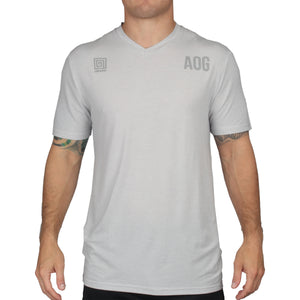 Hypnotik AOG Performance Tri-Blend V-Neck Shirt Image
