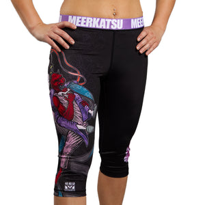 Meerkatsu Ladies Divine Bow and Arrow Spats Image