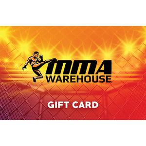 MMAWarehouse.com Gift Card Mailed Image