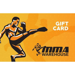 MMAWarehouse.com Gift Card - Digital Image