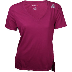 Reebok Womens Kickboxing V Neck Shirt Image