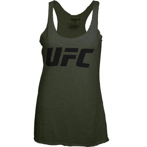 Reebok UFC Logo Womens Tank (Official Fight Week Item) Image
