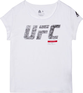 Reebok UFC Fan Gear Womens Fight Week Shirt Image