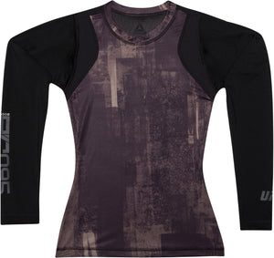 Reebok UFC Fight Week Womens Rashguard Image