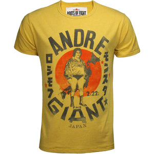 Roots of Fight Andre the Giant Shirt Image