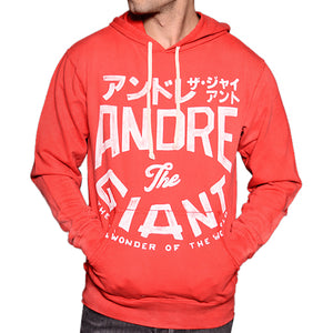 ae08329cd69b2 Roots of Fight Andre the Giant 8th Wonder Pullover Hoodie