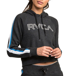 RVCA Womens VA Guard Fleece Hoodie Image