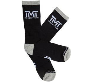 The Money Team Untouchable Socks Image