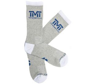 The Money Team Floyd Mayweather Untouchable Socks Image