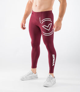 Virus Stay Cool Compression V3 Tech Pants (RX7) Image