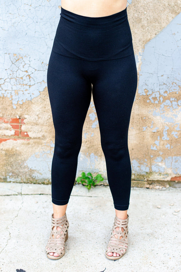 Tummy Control Smooth Wear Leggings