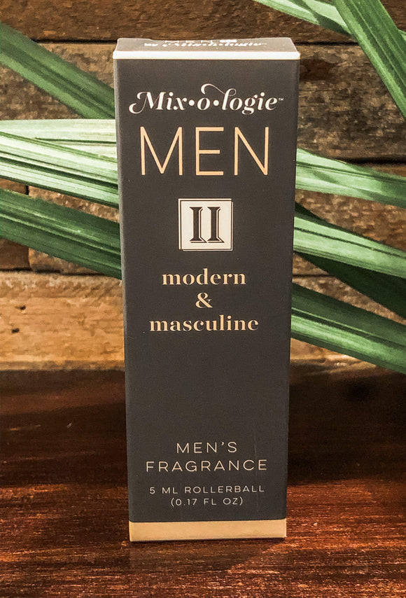 Mixology for Men
