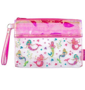 Clear Iridescent Pouches-2 Styles