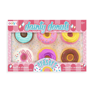 Donut Shaped Erasers
