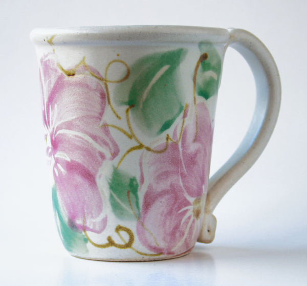 Chatham Pottery Beach Rose Mug