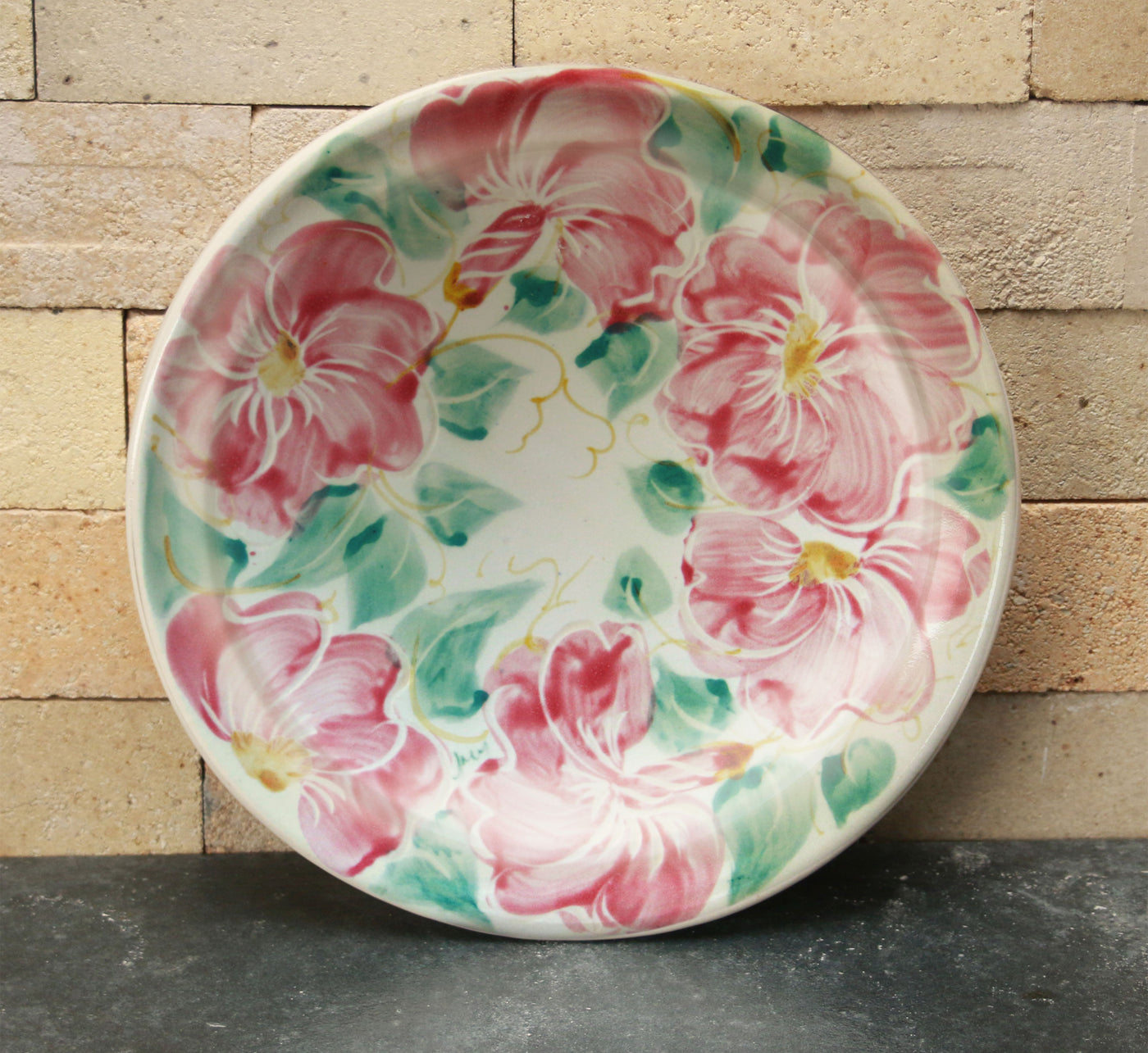 Dinnerware - Beach Rose