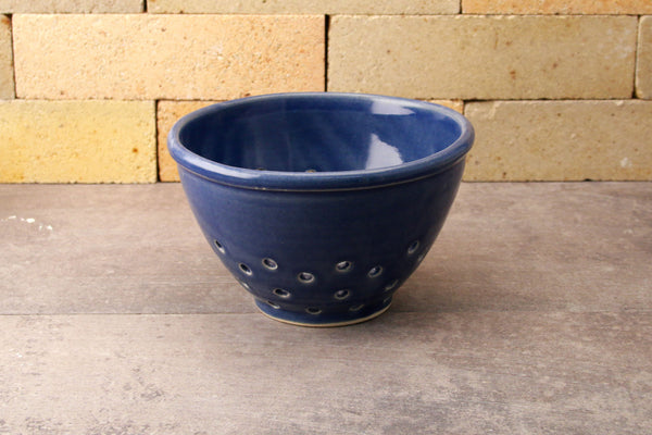 Berry Bowl - Cobalt Blue