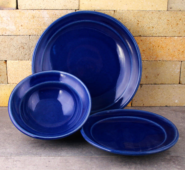Dinnerware - Cobalt Blue