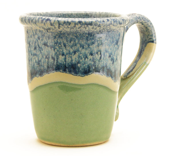 Chatham Pottery Sea Foam Green Mug