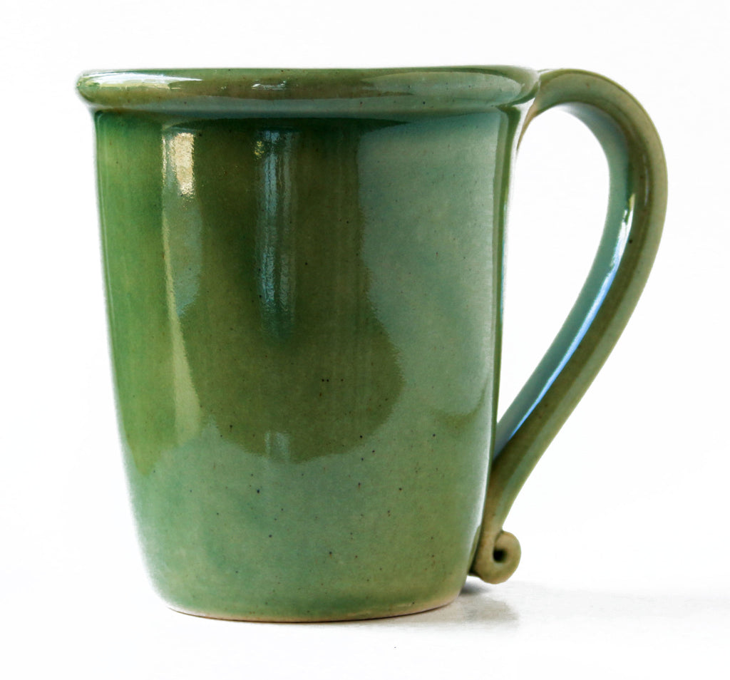 Chatham Pottery Sea Green Mug