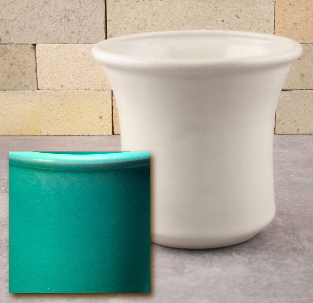 Utensil Holder - Caribbean Blue