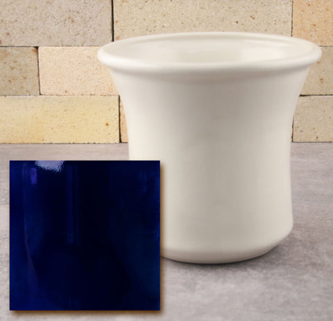 Utensil Holder - Cobalt Blue