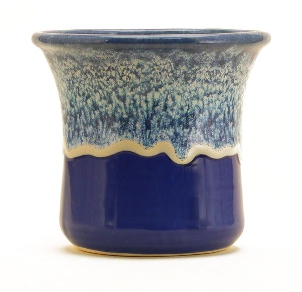 Utensil Holder - Sea Foam Blue